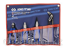 Комплект шарнирно-губцевого инструмента 42104GP01 KINGTONY