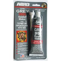 Герметик прокладок серый 999 ABRO AB-9