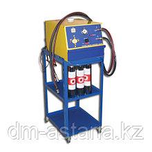 Установка для очистки и диагностики топливных систем впрыска SMC-2001 ED ЮниСовСервис