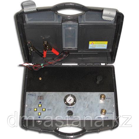 Установка для очистки топливных систем впрыска smc-2000е ЮниСовСервис