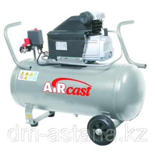 AIRCAST компрессор поршневой с прямым приводом сб4/с-24.j1047b