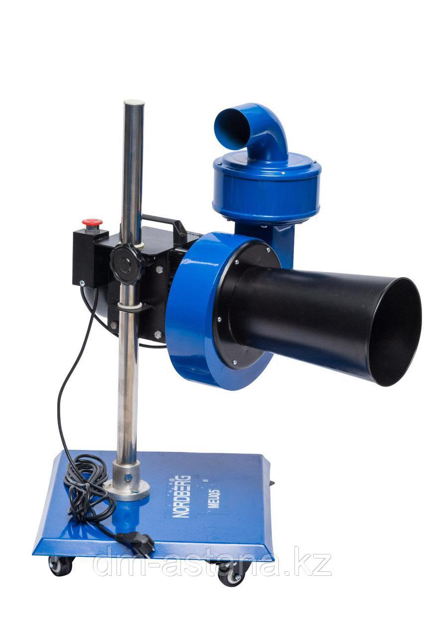 Мобильная установка для сбора выхлопных газов MEU05 (380в) NORDBERG