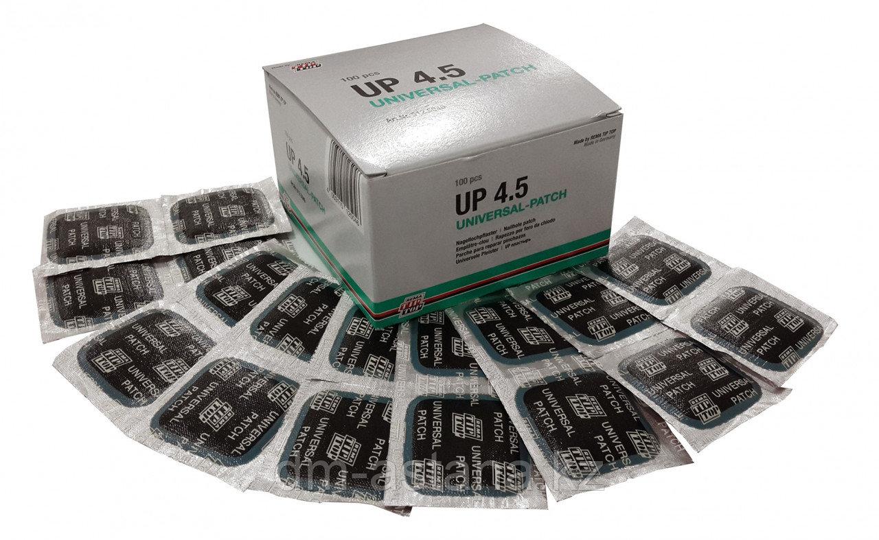 CLIPPER набор заплат 512 5040 универсальных UP4,5 37*37мм (100шт.)