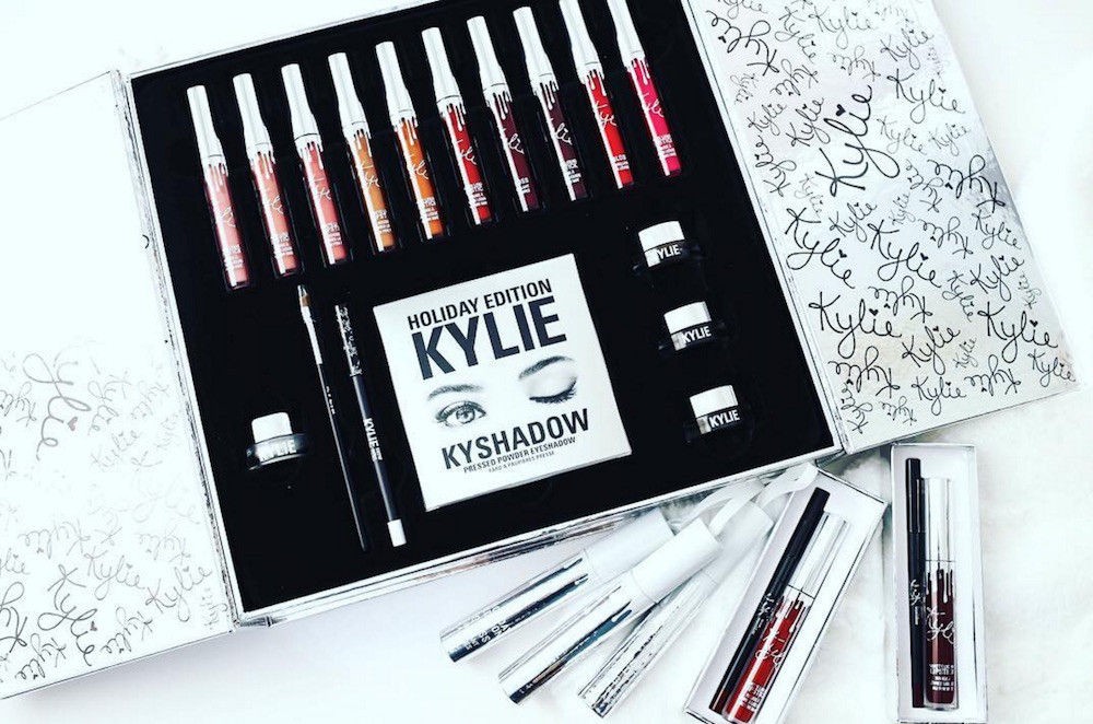 Kylie Cosmetics Набор большой
