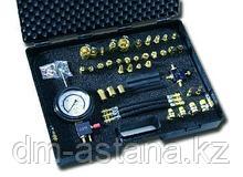 LEITENBERGER GmbH тестер LR 180/4 топливных систем с шлангами и 30 адаптерами (пластиковый кейс)