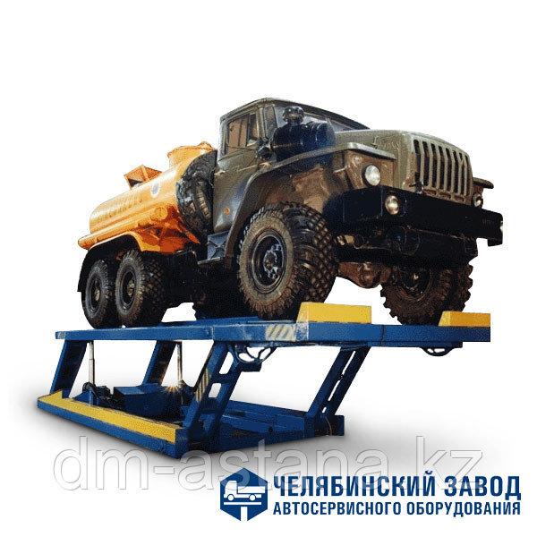 Подъёмник 12г272м электро-гидравлический, платформенный,   грузоподъёмность - 12 т