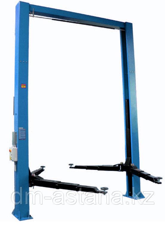 Подъемник двухстоечный, симметричный, г/п 5000 кг 208I-5L (OMA 513L)