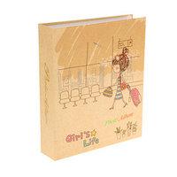 Фотоальбом на 80 фото 10х15 см 'Игрушки для девочки' МИКС в коробке 23х19,3х5,2 см