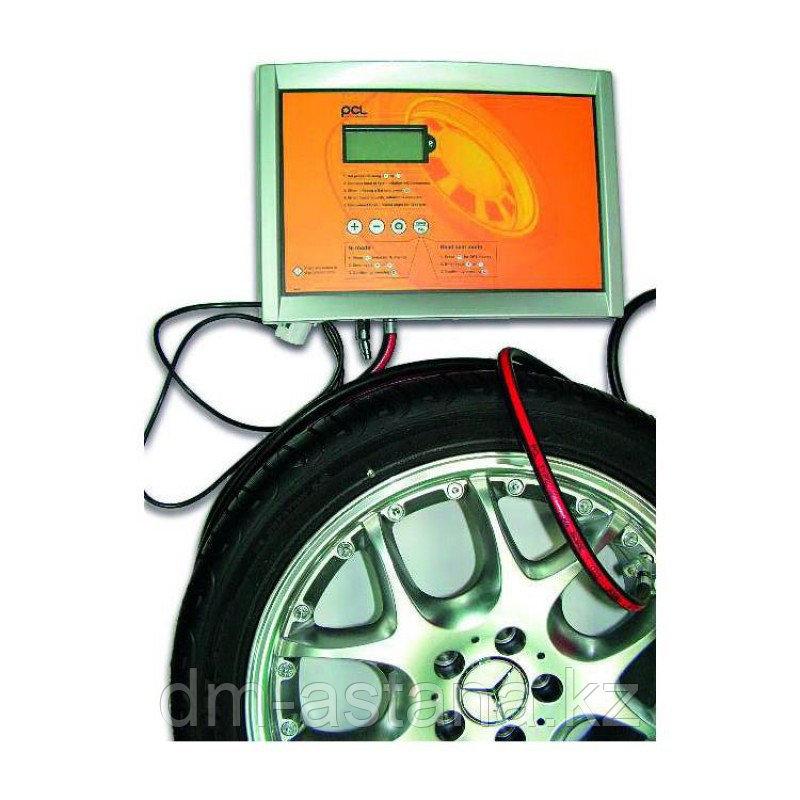 Стенд для накачки шин 400 л/мин accura-12 pcl