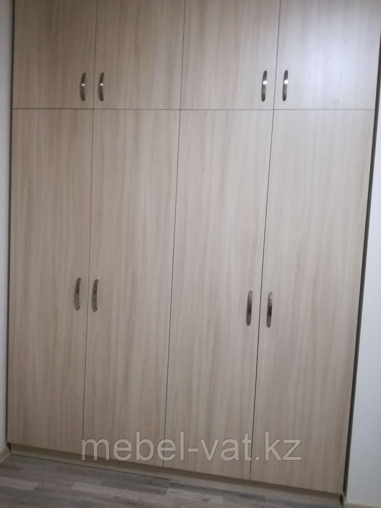 Шкаф встроенный. Для вещей и одежды. На заказ