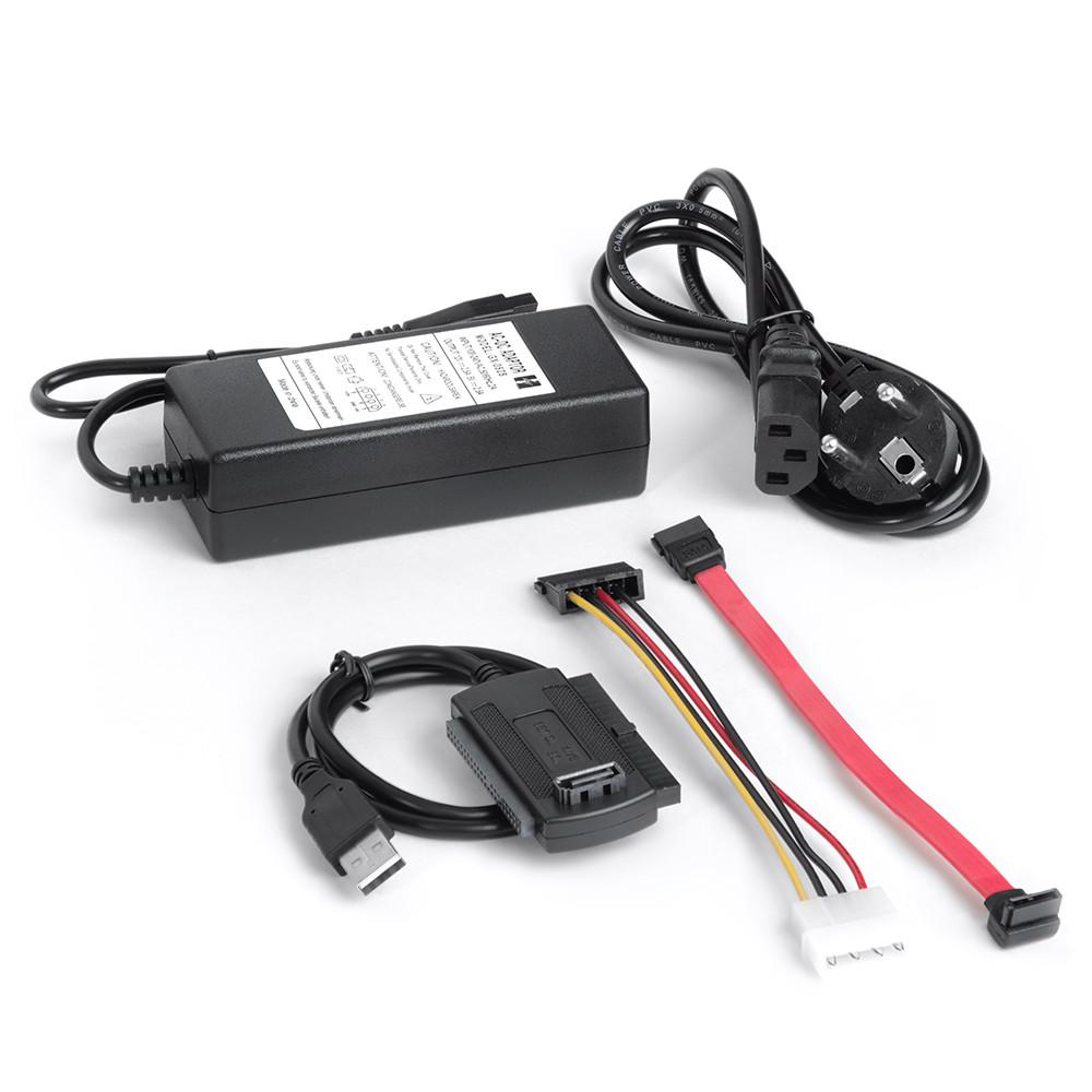 """Конвертер-переходник , USB 2.0 к SATA/IDE поддержка 2,5\3,5\5,25""""\IDE"""