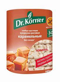 Dr.Korner безглютеновые хлебцы,слайсы