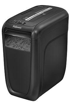 Шредер Fellowes Powershred 60Cs, DIN P-3, 4х50мм, 10лст., 22лтр., SafeSense™