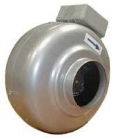 Вентиляторы канальные круглые ВКК 100