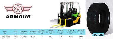 6,50-10 12PR PLT328 TT ARMOUR, фото 2