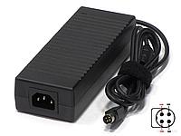 Адаптер питания сетевой (зарядное устройство, блок питания) 12V 5A, 60W (4-pin), для мониторов, телевизоров,
