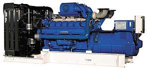 Дизельные генераторы пр Турция в открытом исполнении от 10 кВт до 3000 кВт