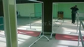 Передвижные зеркала, 1950(В)х2050(Ш)мм