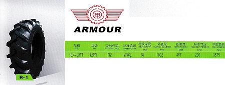 18,4-38 12PR R1 TL ARMOUR, фото 2