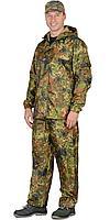 """Костюм """"ТУРИСТ"""": куртка, брюки (тк. """"Оксфорд"""") КМФ """"Пиксель"""" зеленый, фото 1"""