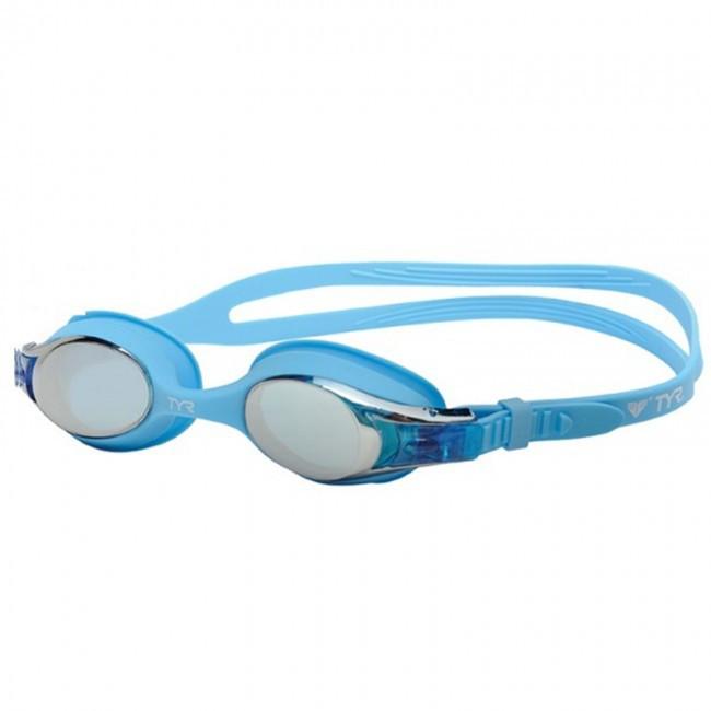 Очки для плавания детские TYR Swimple Mirrored 481