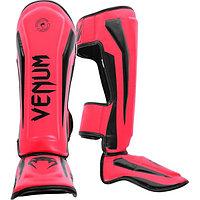 Щитки для ног Venum Elite Neo Pink