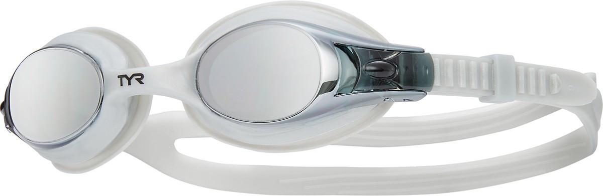 Очки для плавания детские TYR Swimple Mirrored 095