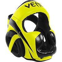 Боксерский шлем Venum Elite Neo Yellow