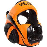 Боксерский шлем Venum Elite Neo Orange