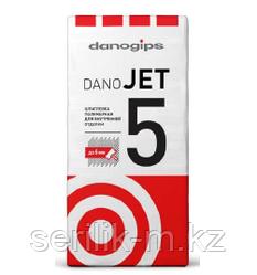 полимерная шпатлевка DANO JET 5