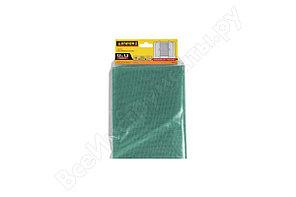 """Сетка противомоскитная зеленая в индивидуальной упаковке """"STANDARD"""" (1,1х1,3 м) для окон STAYER 12517-11-13"""