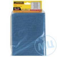 """Сетка противомоскитная голубая в индивидуальной упаковке """"STANDARD"""" (1,1х1,3 м) для окон STAYER 12518-11-13"""