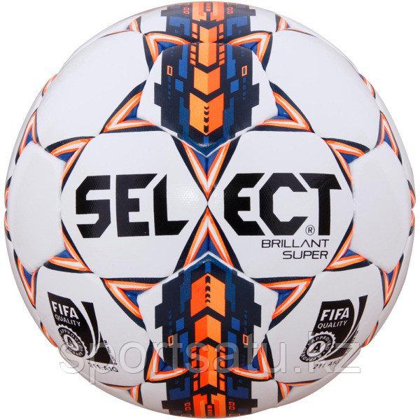 Футбольный мяч Select BRILLANT SUPER 2 в оригинале