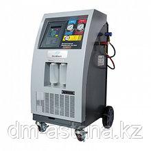 Автоматическая установка для заправки хладагента GrunBaum AC9000N 1234YF