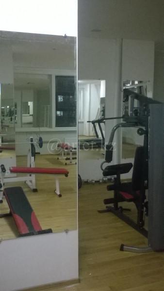 Зеркала в тренажерные залы