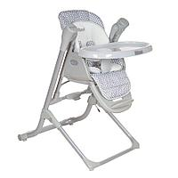 Стульчик для кормления 2в1 Pituso MIMI Grey & White, фото 1