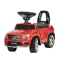 HOLLICY Машина-каталка GL63 AMG красная