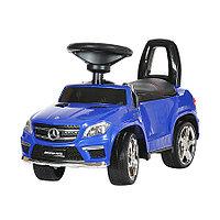 HOLLICY Машина-каталка GL63 AMG синяя