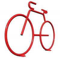 "Велопарковка. Велопарковка ""Велосипед""."
