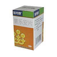 Таблетки для лечения простатита Пу Лэ Ань Пянь (Pu Le An Pian) 60 шт.