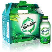 Напиток с экстрактом фукоидан «Fucoidan», 8 бутылок