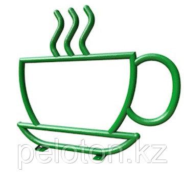 "Велопарковка. Велопарковка ""Чашка кофе"". - фото 1"