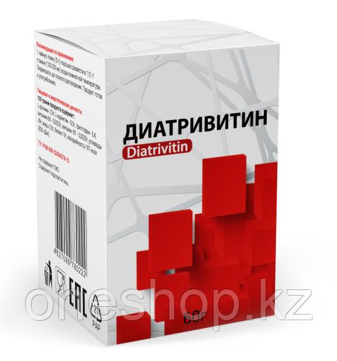 Препарат Diatrivitin от диабета