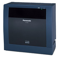 Мини-АТС Panasonic KX-TDE600RU Черный