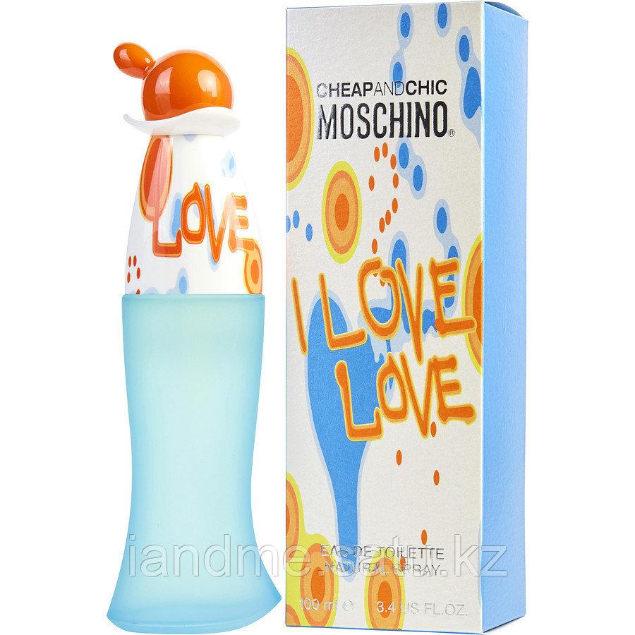 Moschino I Love Love Женский 100