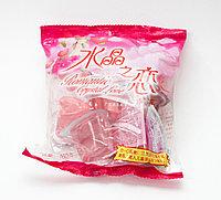 Желе в индивидуальных упаковках, розовое, 10 шт 15 г