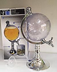 Графин Глобус.1.5 литра