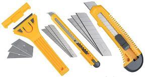 Ножи, лезвия и скребки