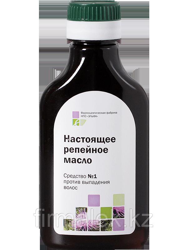 Настоящее репейное масло