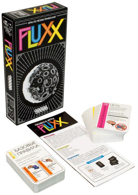 Настольная игра Fluxx Новый